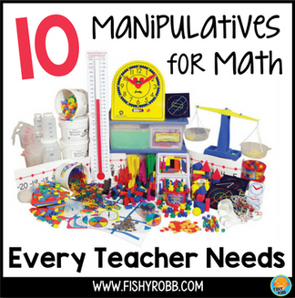 Math Manipulatives EVERY Teacher Needs