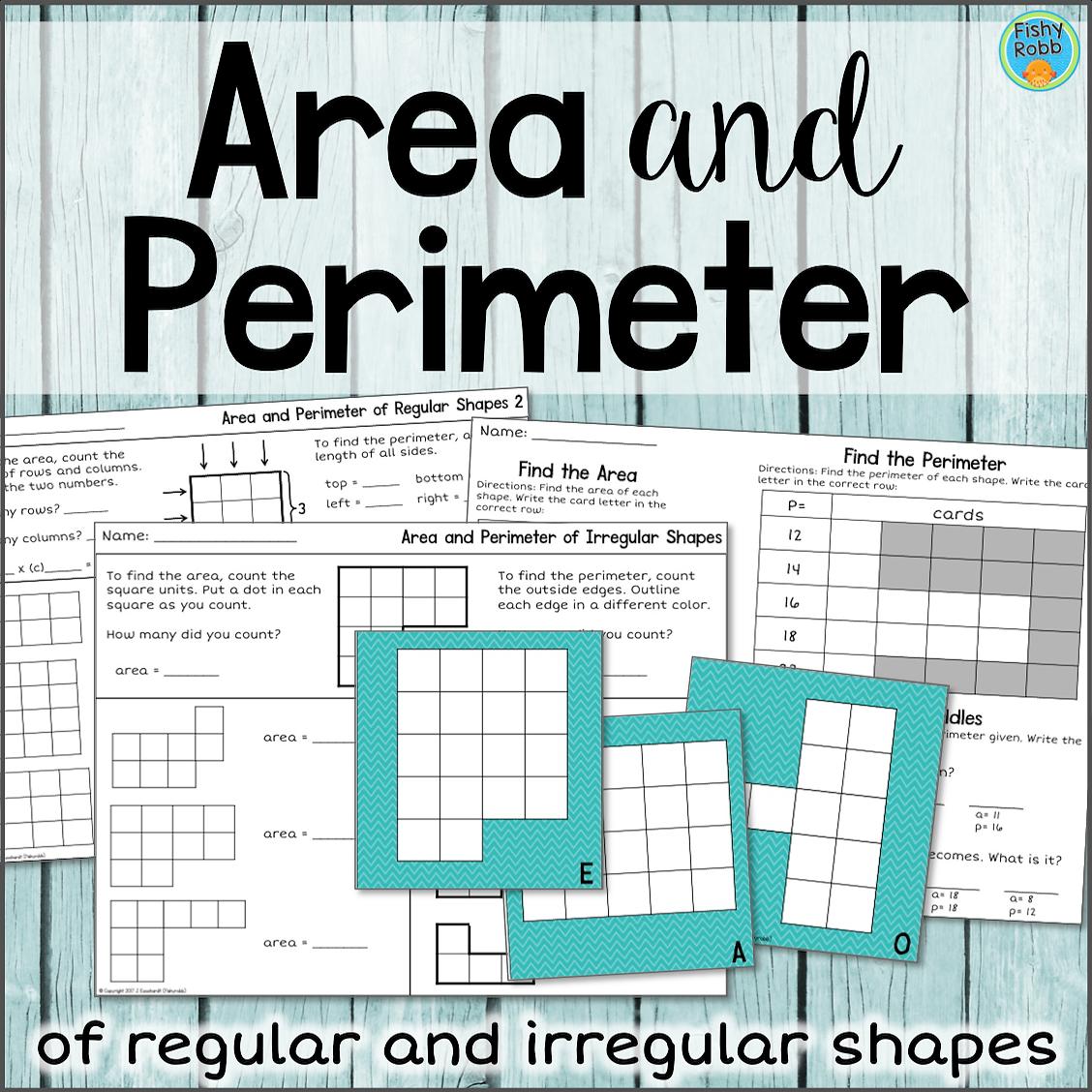 Workbooks » Perimeter Of Irregular Shapes Worksheets - Free ...