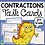 Thumbnail: Contractions Task Cards Grade 2