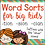 Thumbnail: Word Sorts for Big Kids: Suffixes TION SION CIAN