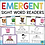 Thumbnail: Emergent Readers - Decodable Sight Word Readers - Printable Books