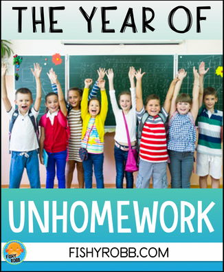 The Year of UN-Homework