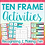 Thumbnail: Tens Frame Activities for Math Centers