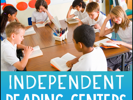 How to Plan Simple, Effective Reading Centers