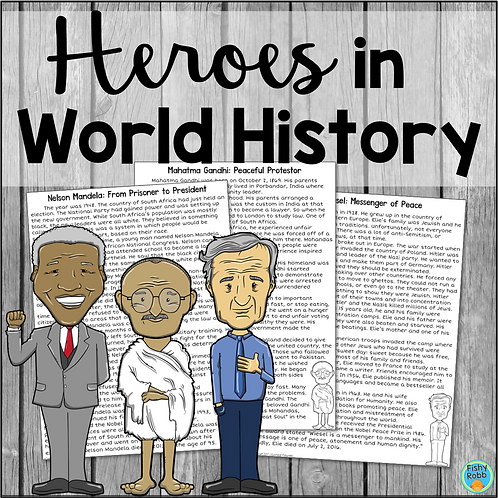 Heroes In World History