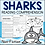 Thumbnail: SHARKS Non-Fiction Text Reading Comprehension Questions & Activities