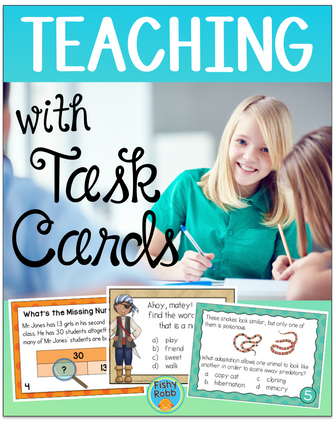Teaching With Task Cards
