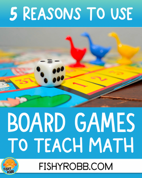 Great Reasons to Use Games in the Classroom