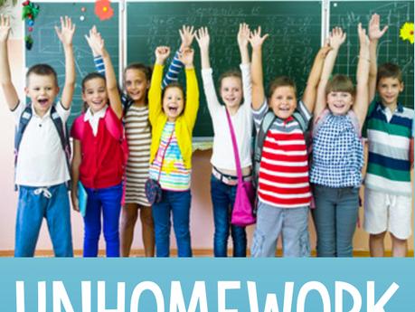 UNhomework: Alternative Homework Ideas