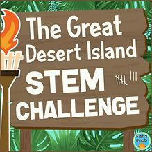 desert island stem challenge cover