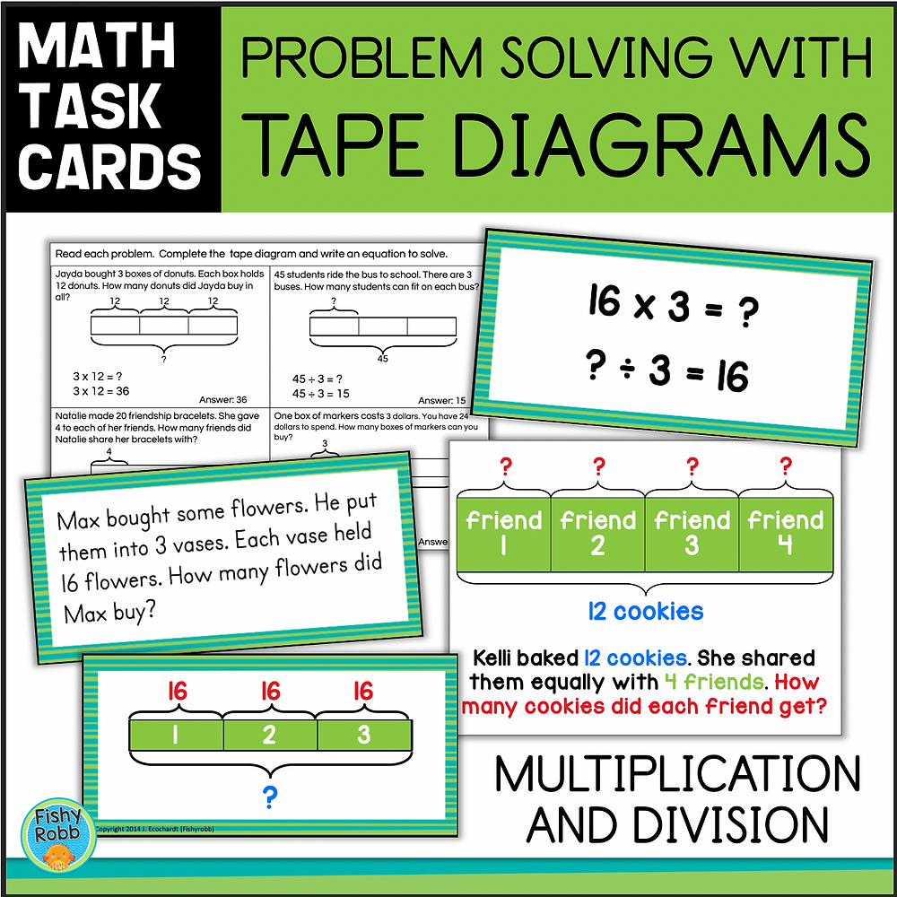 Problem Solving with Tape Diagrams