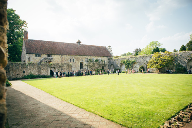 Wedding at Beaulieu Hampshire