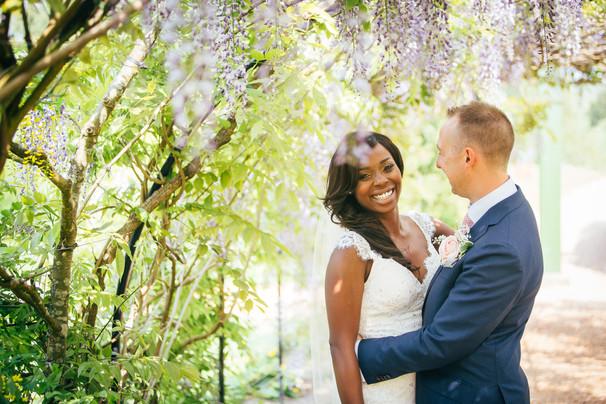 Bride and Groom Beaulieu