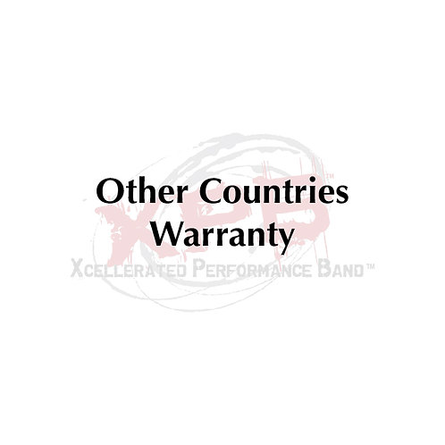Other Countries Warranty