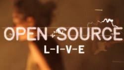 OPEN SOURCE L-I-V-E