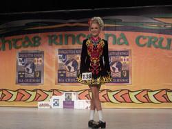Sabine at the World Championships