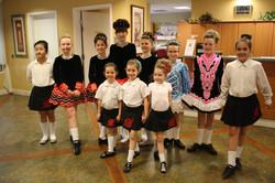 St. Pat's performances Group 2!