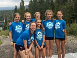 Making memories at camp!
