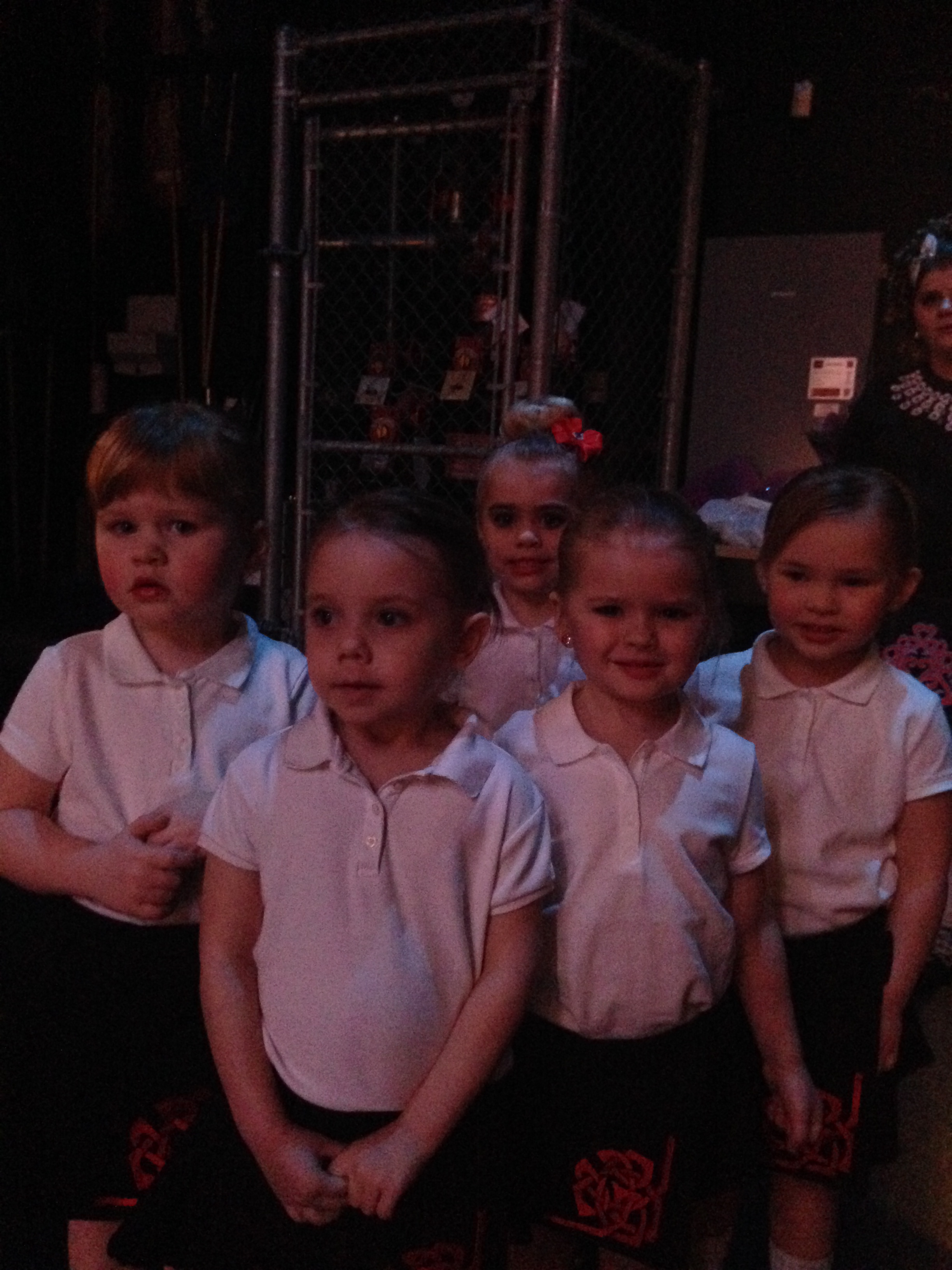 Our precious Tiny Toe dancers!