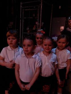 Our precious Tiny Toe dancers!