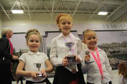Congratulations Eilidh, Aidyn & Eila