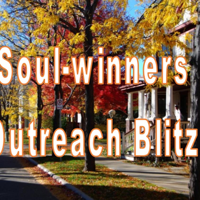 Fall Outreach Blitz