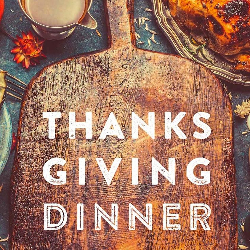 Annual Church Family Thanksgiving Dinner