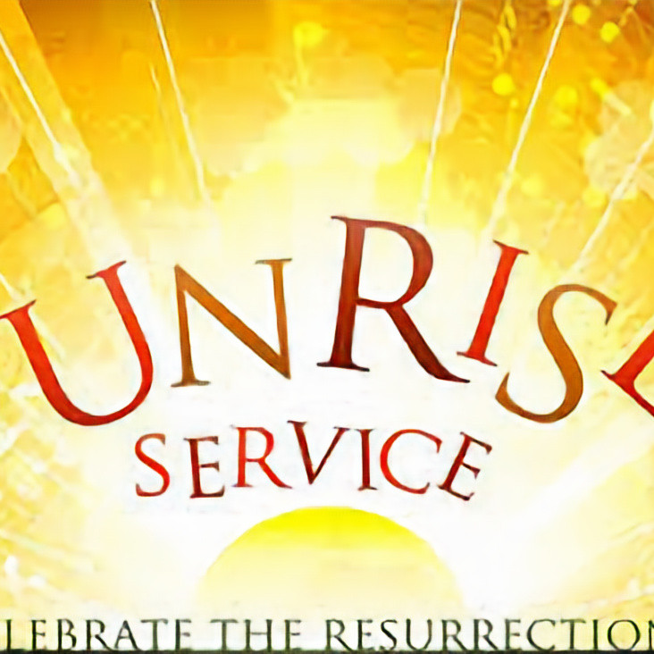 Easter Sunrise Service