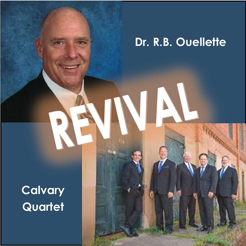 REVIVAL With R.B. Ouellette