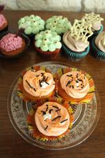 Cupcakes thème Halloween