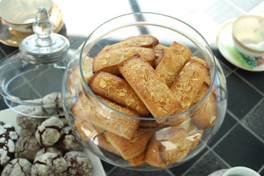 Financiers: biscuits artisanaux par Lovely Desserts