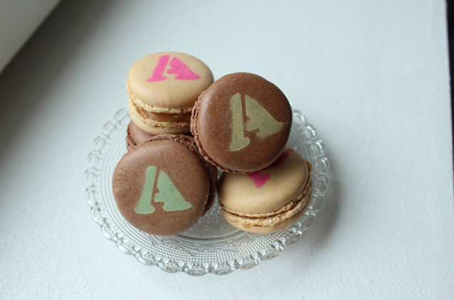 Macarons personnalisables
