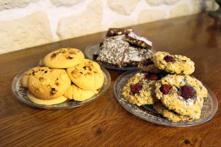 Biscuits artisanaux sans gluten