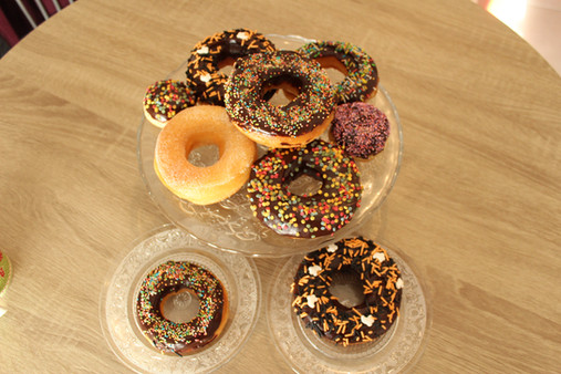 Lovely Desserts donuts biscuits artisanaux