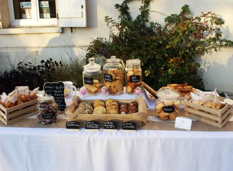 Lovely Desserts au marché fermier !