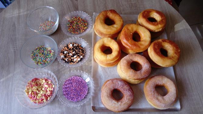 Donuts - beignets maison