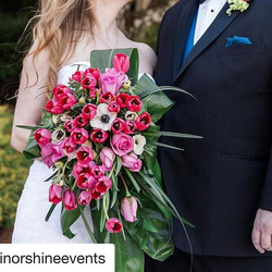 #Repost _rainorshineevents (_get_repost)_・・・_Reliving this wedding captured beautifully by _broganma