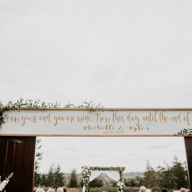 IDP-The Barn PNW Wedding, Oregon Farm We