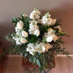 White wedding #postelwaitscountrywedding