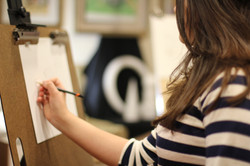 art lessons for teen
