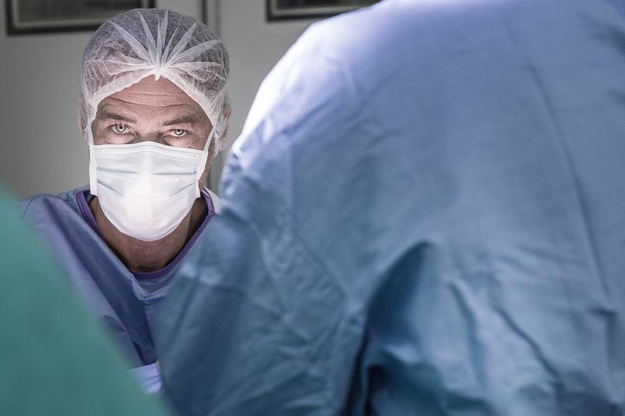 Chirurgien ortho
