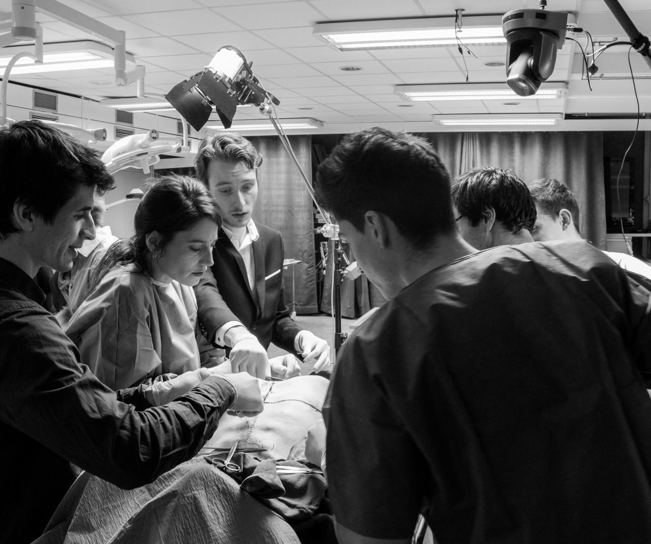 Test au point de suture