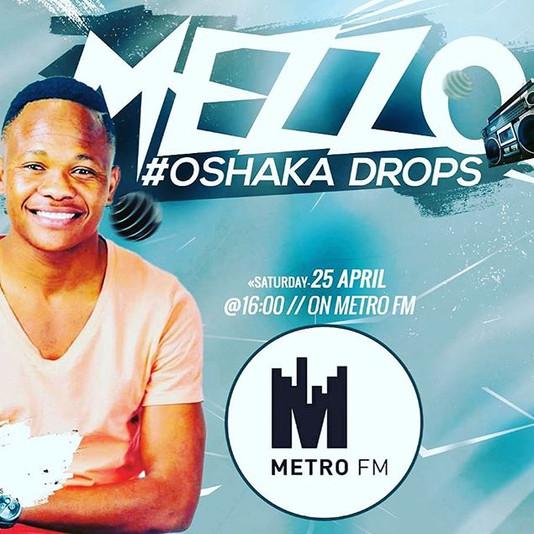 #oshaka by @realmezzo drops on @metrofms