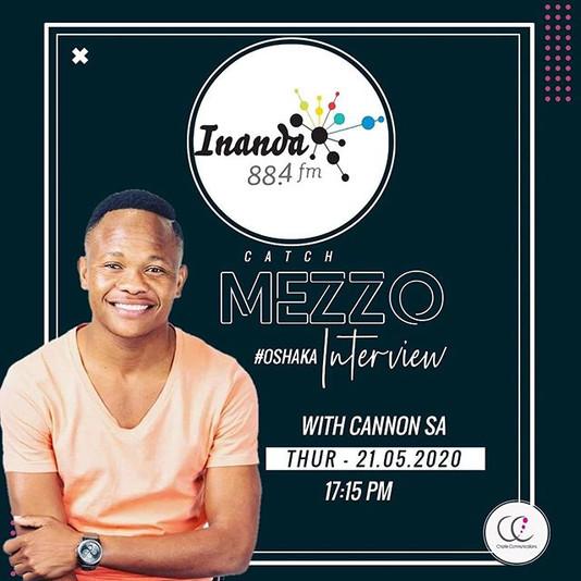 Don't Miss @realmezzo #interview on @ina