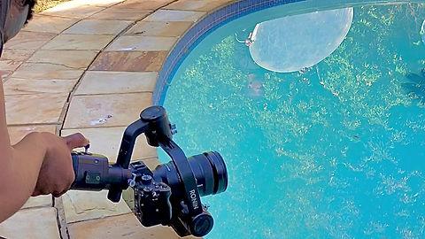 Behind The Scenes of Solomon music video shoot .