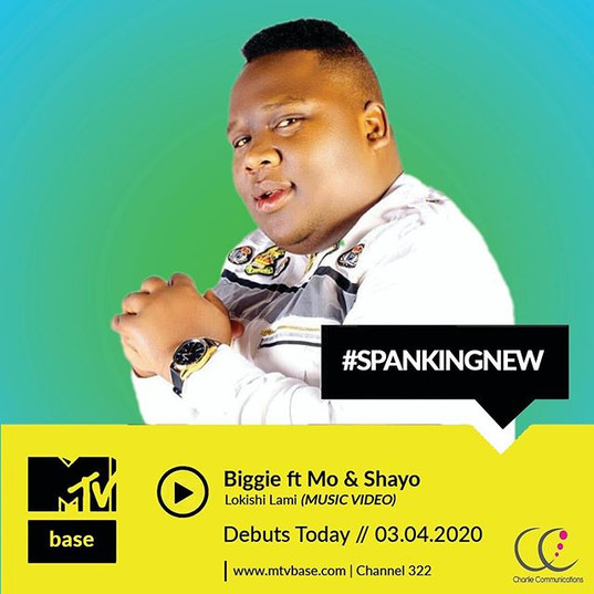 With sincere gratitude @mtvbasesouth tha