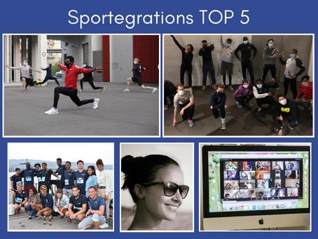 Sportegrations TOP 5