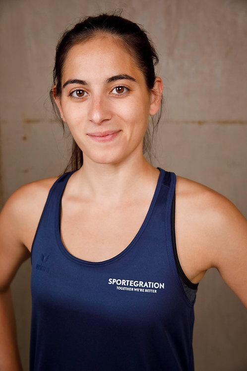 Sportegration recycled Funktionsshirt ärmellos |  Frauen