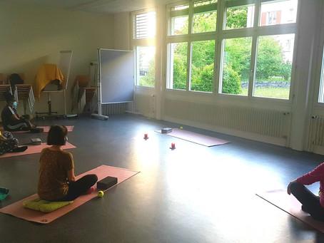 SPORTEGRAION Yoga und unsere tollen Instruktor*innen