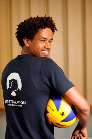 Yemane (24 years), from Eritrea